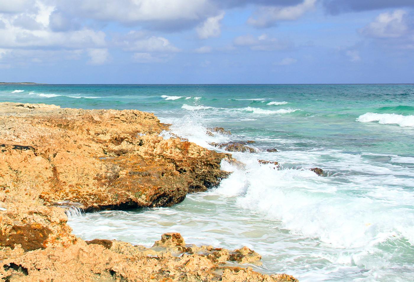 Cozumel southeast coast