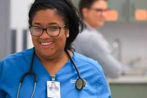 Nursing Grads: 100 Percent Pass Rate on NCLEX