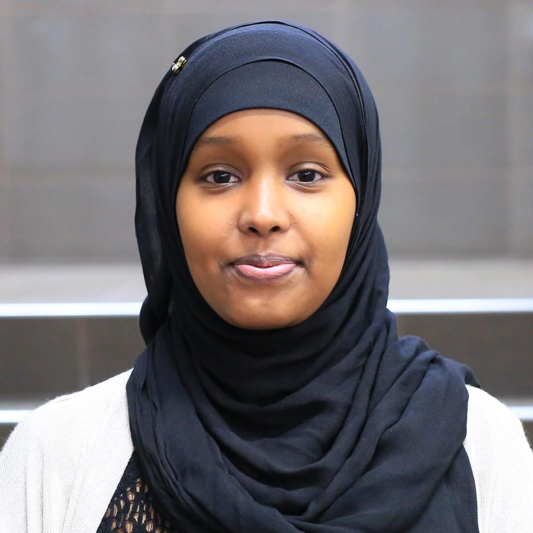 Amina Abdullahi, Treasurer