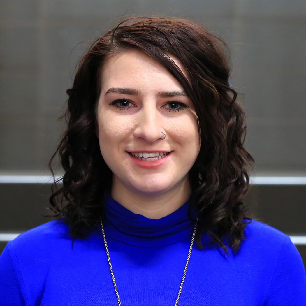 Alyssa Hayden, VP of Fellowship