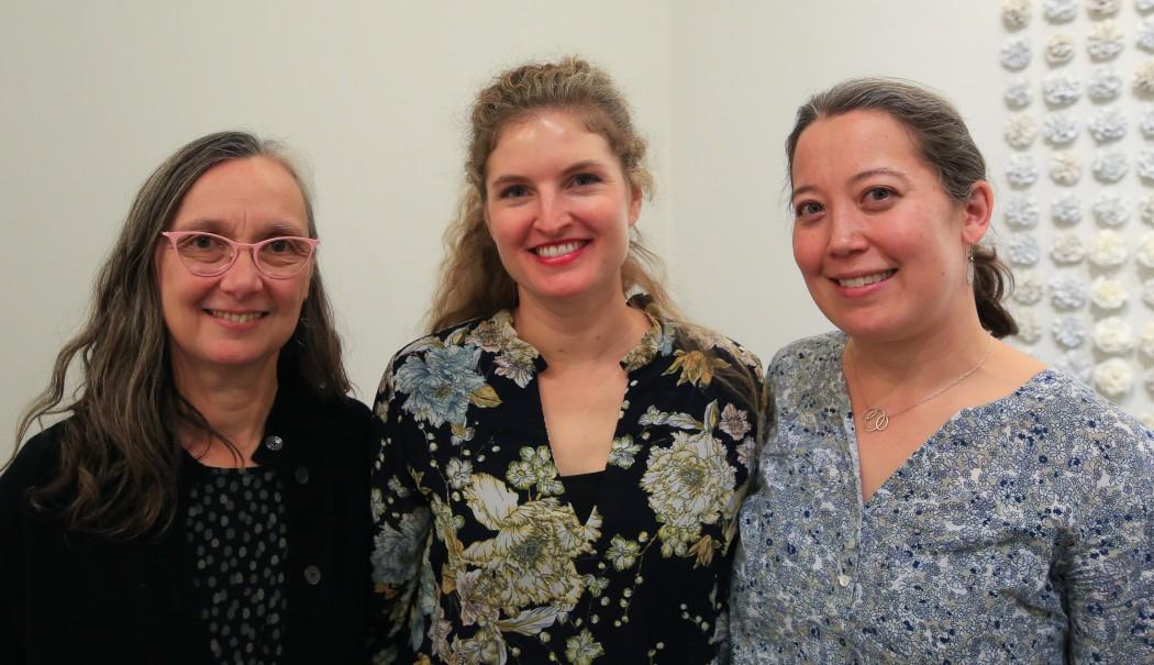 Monica Rudquist, Erin Goedtel, Juliane Shibata