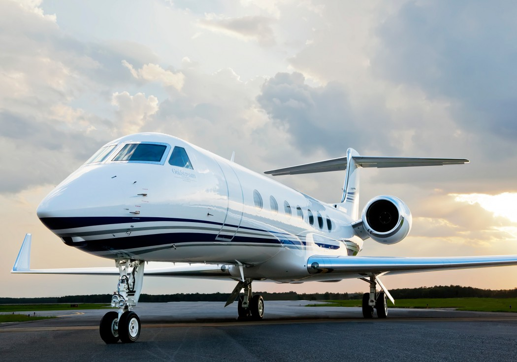 Your new private jet
