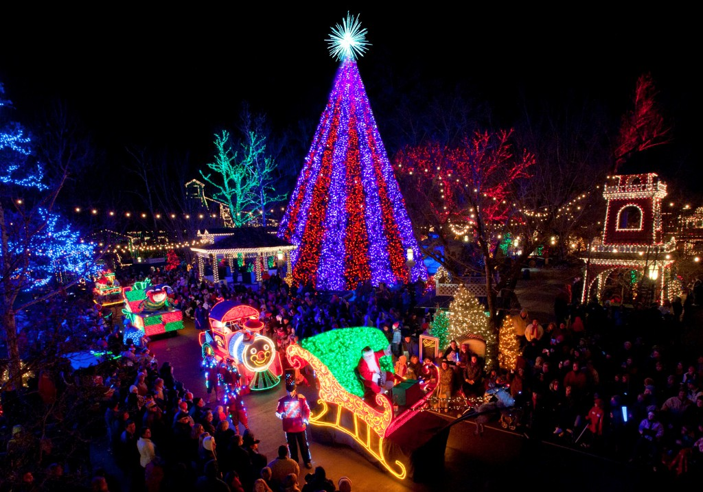 Christmas at Silver Dollar City