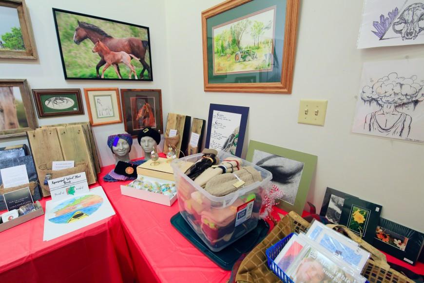 Holiday Art Market 2017