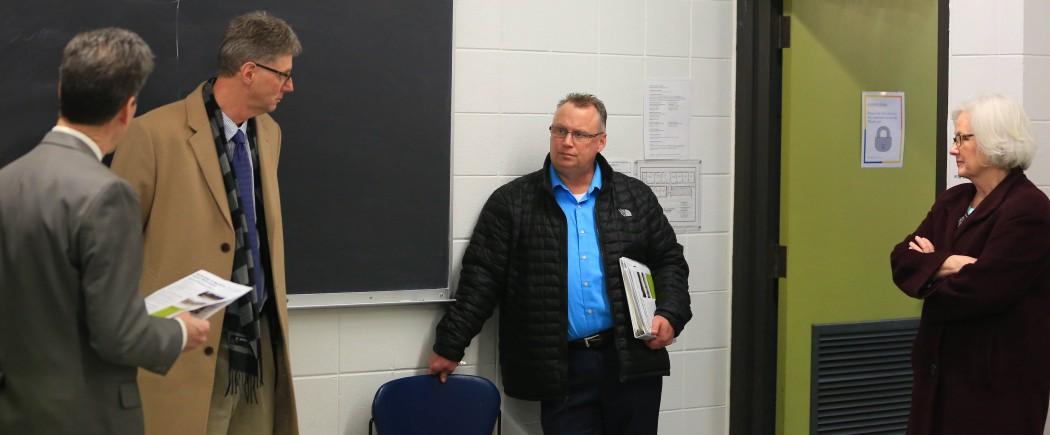 Commissioner Pogemiller Tour 2018-37