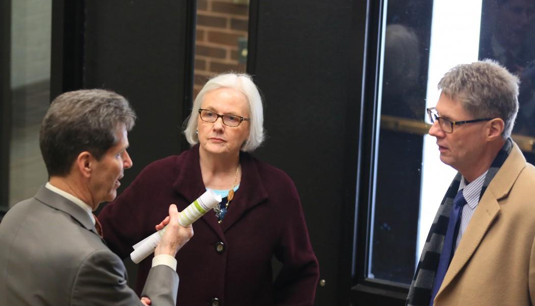 Commissioner Pogemiller Tour 2018-40