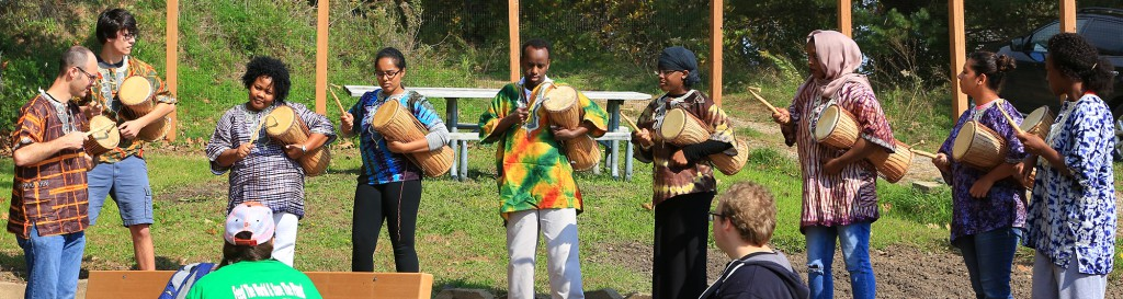 Inver Hills African Drum and Dance Ensemble