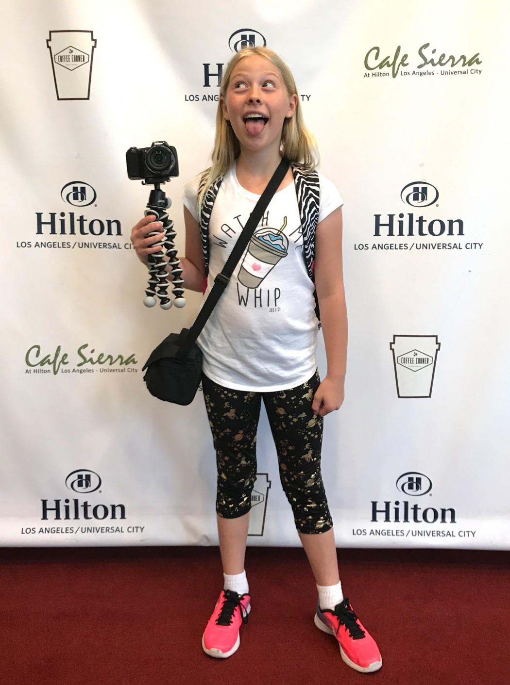 Alison, video producer extraordinaire