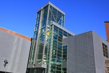 Arts Building Facade