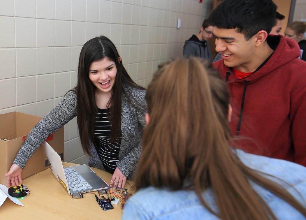 Tatem at Exploring Engineering