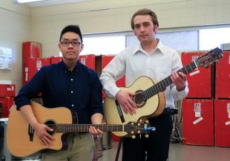 Yeng Yang and Taylor Stotesbery