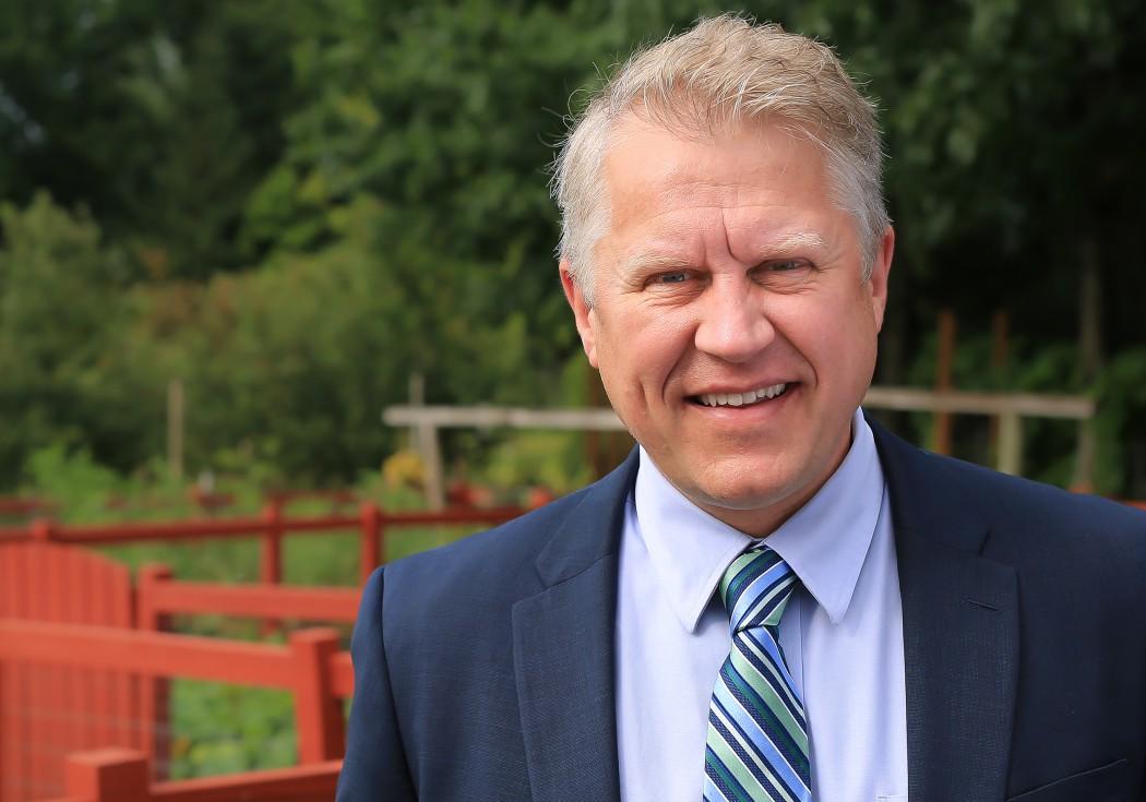 Interim President Michael Berndt