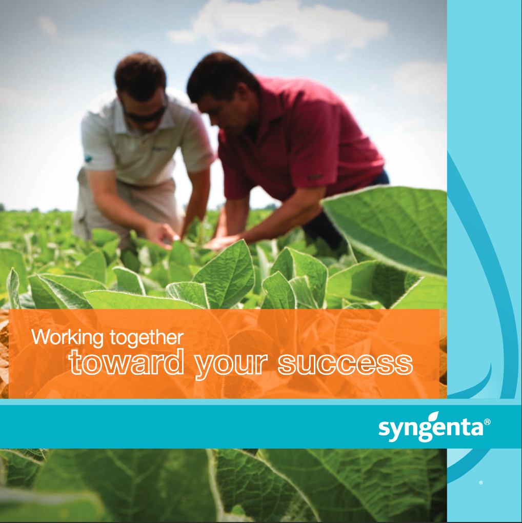 Syngenta Branding Brochure