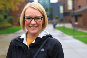 Alumna Spotlight: Lindsey Paitich, RN