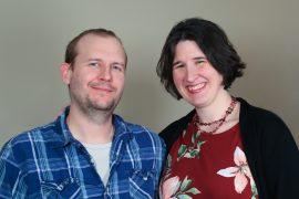Bill and Liz Schlesky