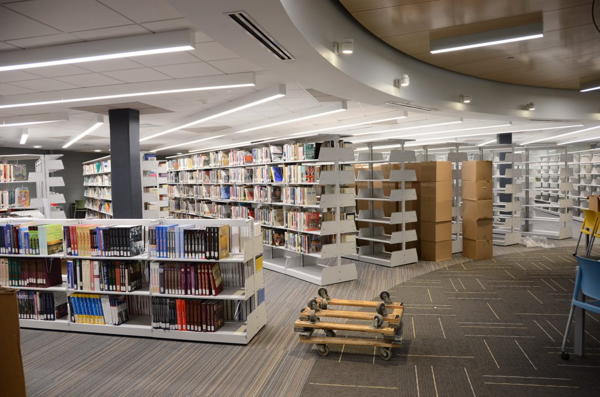 Inver Hills Library