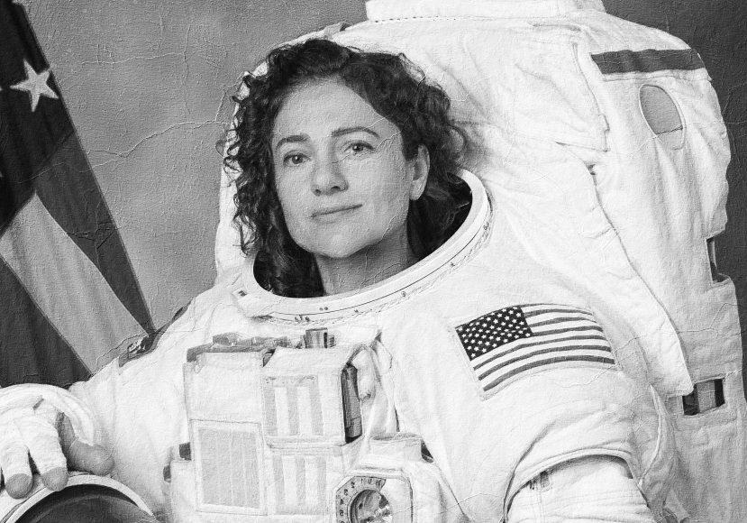 Jessica Meir, American astronaut, first all-female spacewalk 2019 | Photo: NASA