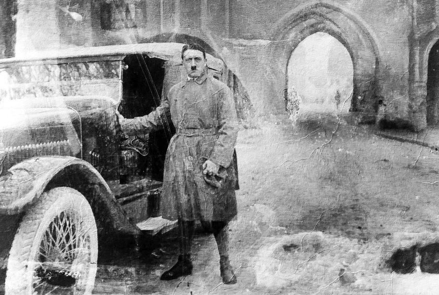 Adolf Hitler released from Landsberg Prison 1924