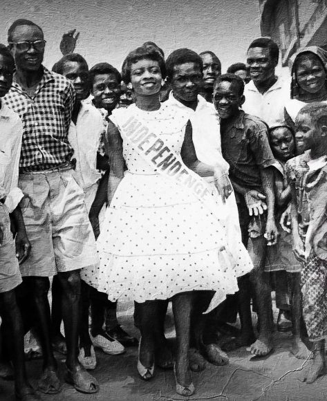 Rosemary Anieze, Miss Independence | Nigeria 1960