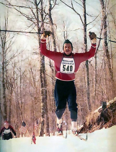 American Birkebeiner: Jerry skied the event 19 times
