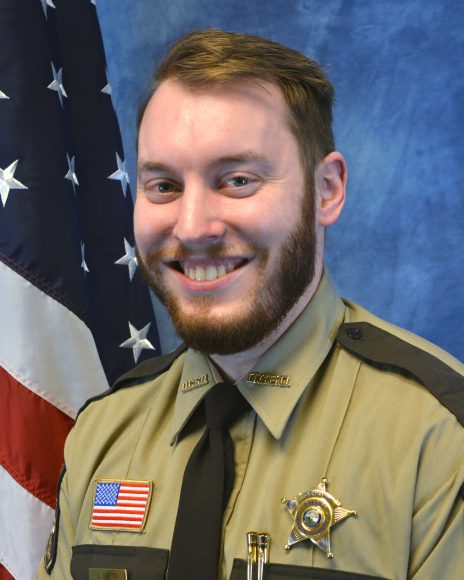 Deputy Lucas Martin