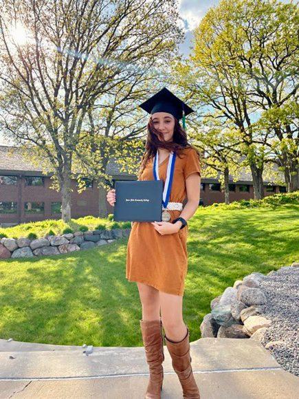 Inver Hills Drive-Thru Graduation 2021