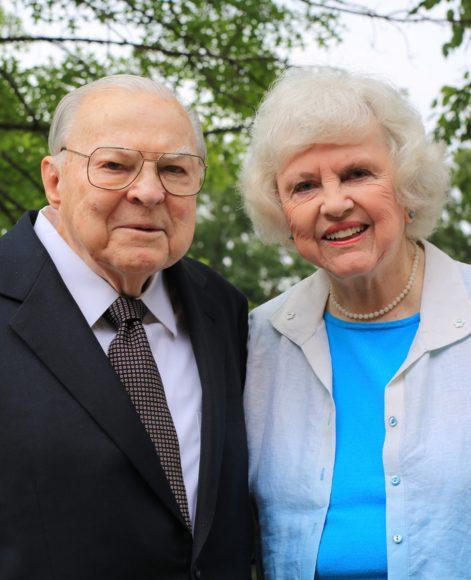 Bob and Sandy Klas