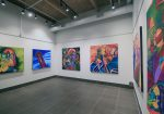 The Covid Painting Project at Gallery 120
